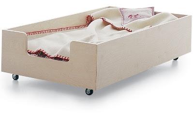 Nanna 2 parte lettini il pampano interior - Sponde letto bimbi ...