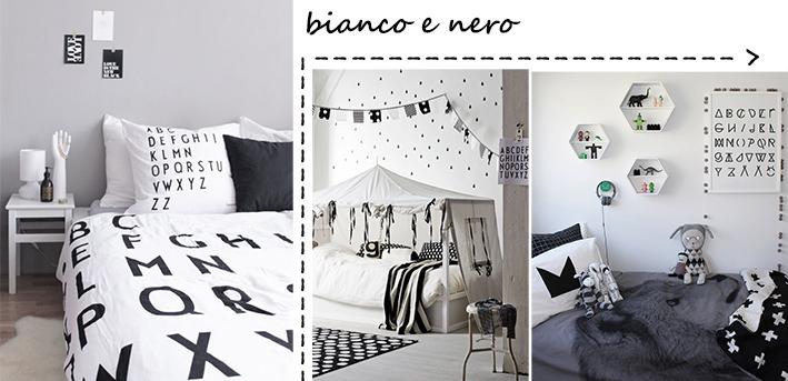 camere bianco e nero