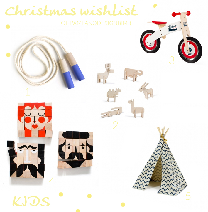 christmas wishlisy kids