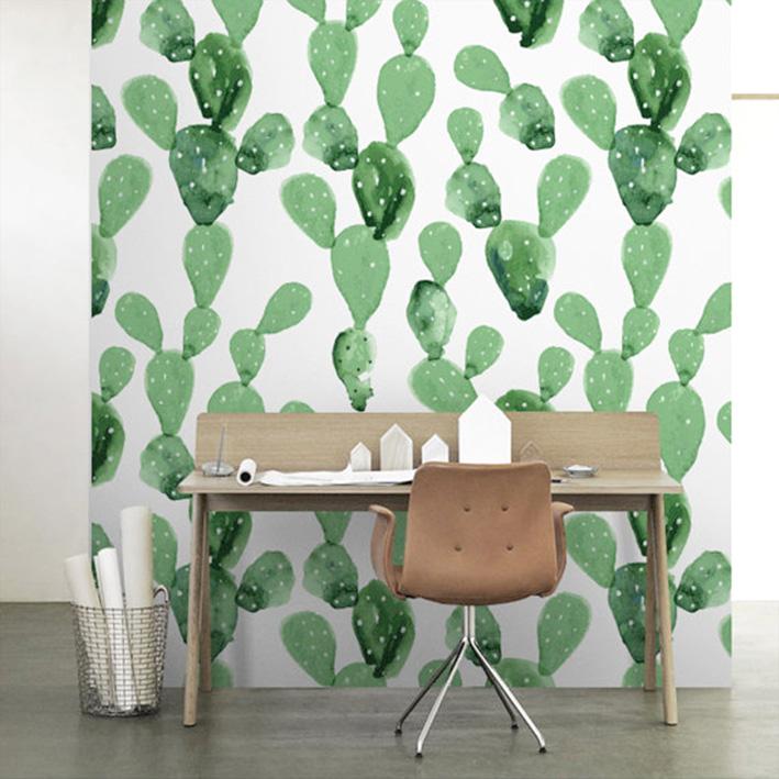 wallpaper cactus