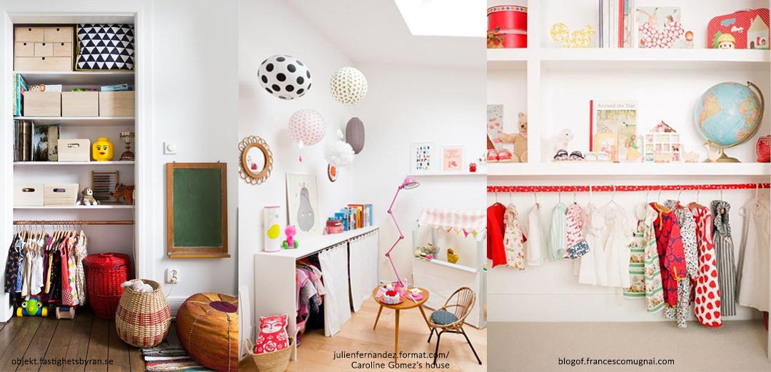 L Armadio Nelle Camerette Montessori Il Pampano Interior
