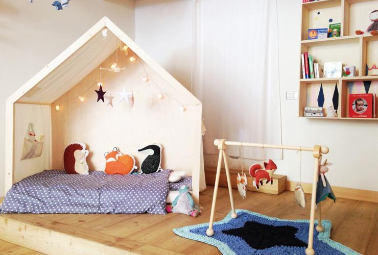 Letti Per Bambini 160 Cm.Letti Montessori